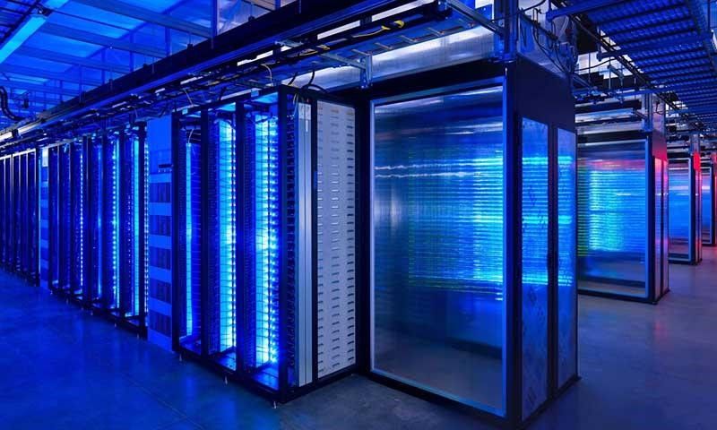 Xây dựng hệ thống Data Center